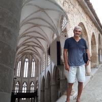 Юрий, 59 лет, Лев, Кирения